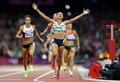 欧米茄名人大使杰西卡恩尼斯勇夺奥运女子七项全能冠军