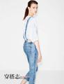 "Zara TRF 2013 April Lookbook  简单的""潮人搭"""