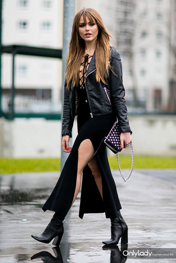 e9giap-l-610x610-dress-slit+dress-double+slit+skirt-black-lace-streetstyle-purse-fashion+week+2016-paris+fashion+week+2016-kristina+bazan-kayture