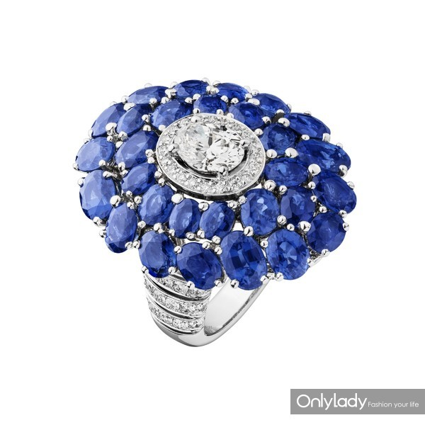 BAGUE DEEP BLUE