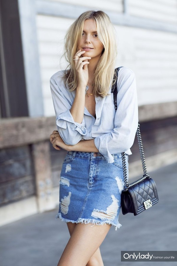 What-Denim-Skirts-Are-On-Trend-This-Summer-2016-1