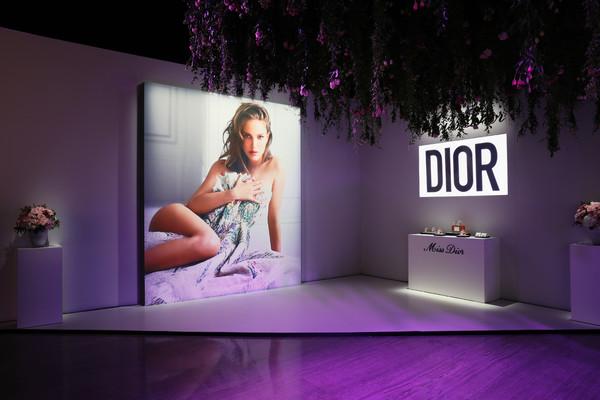Miss Dior迪奥小姐香水派对现场 (2)