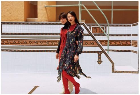 MIGAINO秋季大片发布:纵情斯拉夫【图】