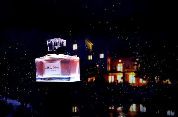 Dior迪奥触摸感应式3D互动屏 (4)