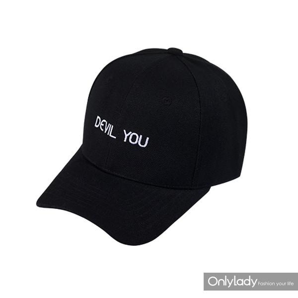 Devil Beauty黑DEVIL YO帽子现价¥299会员价299