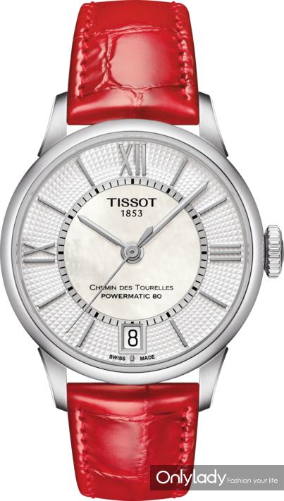 3:天梭杜鲁尔系列腕表