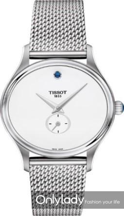 7:天梭臻时系列腕表