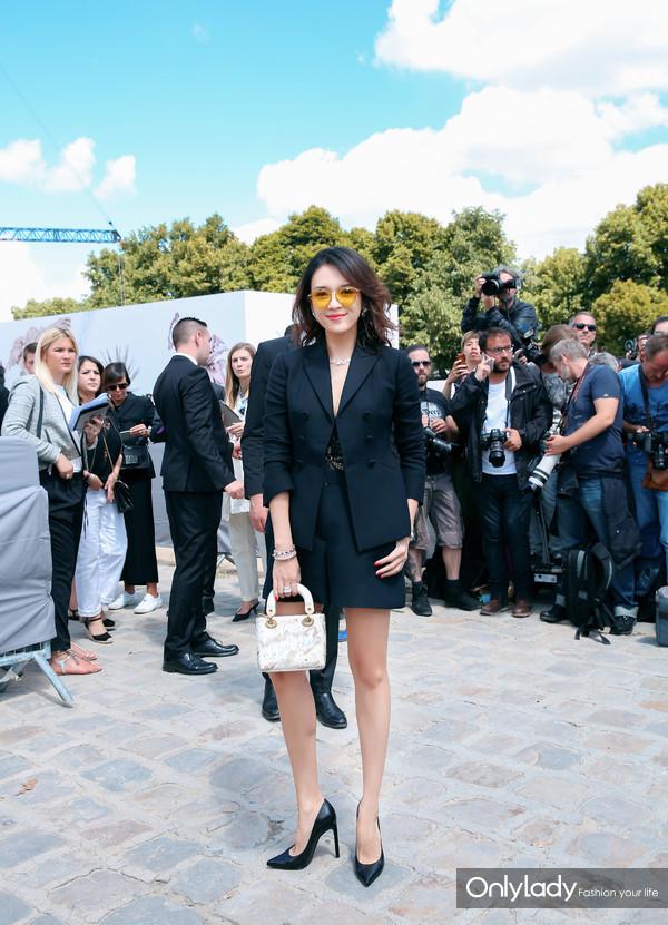 2017秋冬高订 Dior Moon系列Lady Dior限量版手袋
