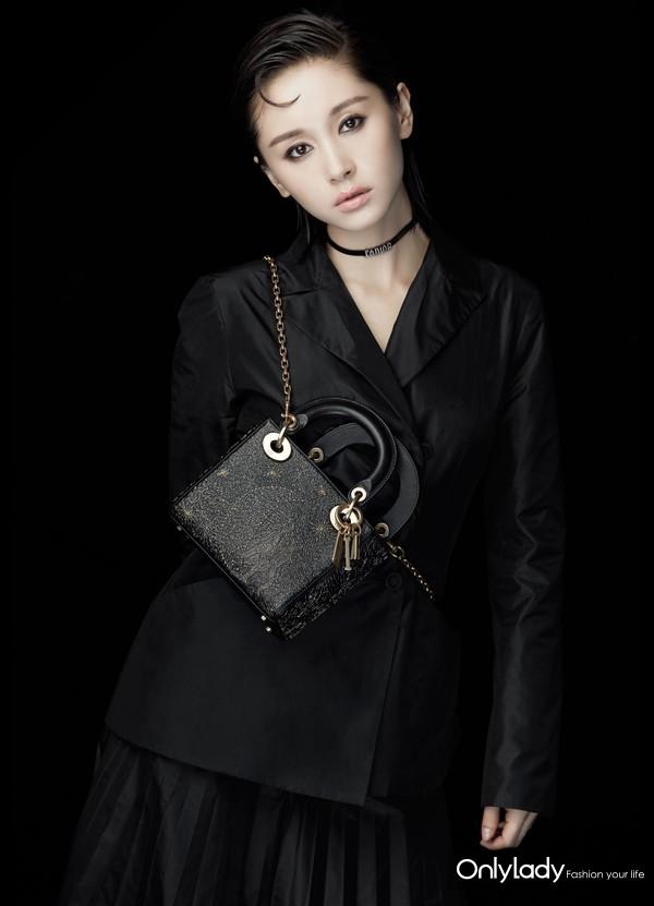 Dior Moon系列Lady Dior限量版手袋 (1)