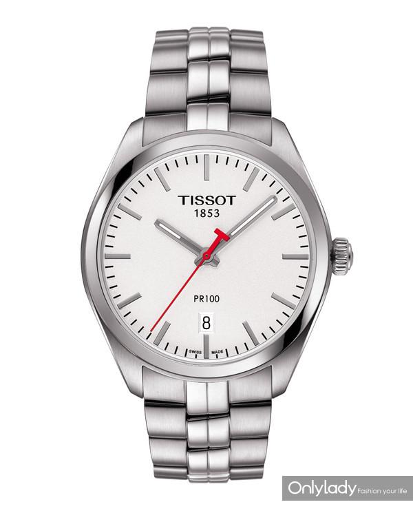 11:天梭PR100系列NBA特别款腕表