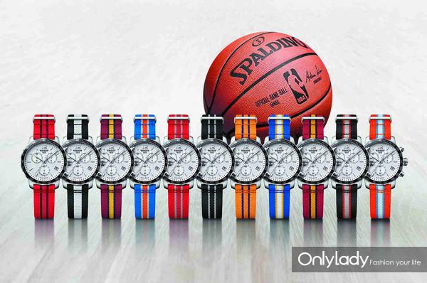 12:天梭时捷系列NBA特别款