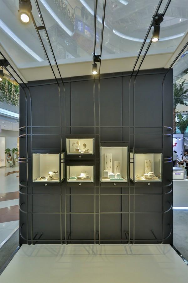 Daily Wear珠宝全国巡展活动展示区之一 炫动影棚 #自信型格# -1