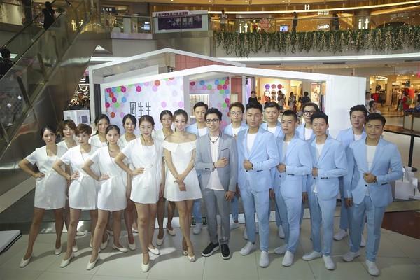 Charming Team携手知名DJ高山峰、明星主持司雯嘉演绎Daily Wear珠宝个性魅力