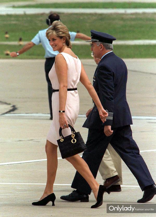 Lady Diana en Argentine novembre 1996