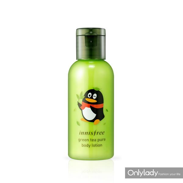 绿茶精萃保湿身体乳液