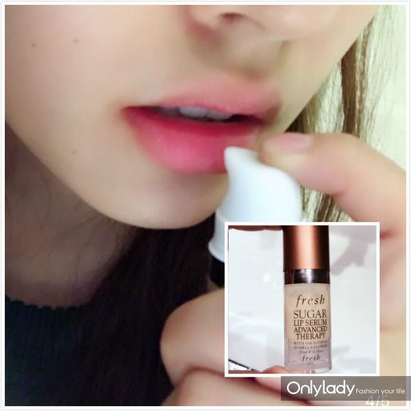 20-fresh唇膏
