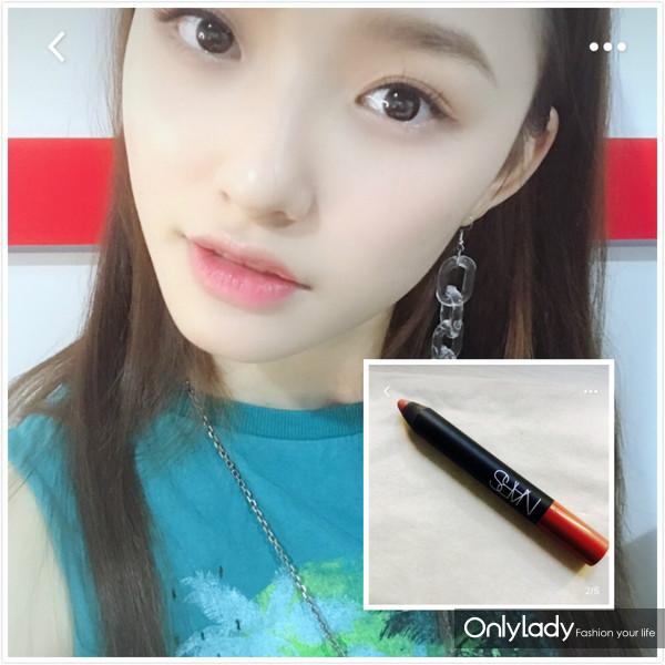 13-nars唇膏笔