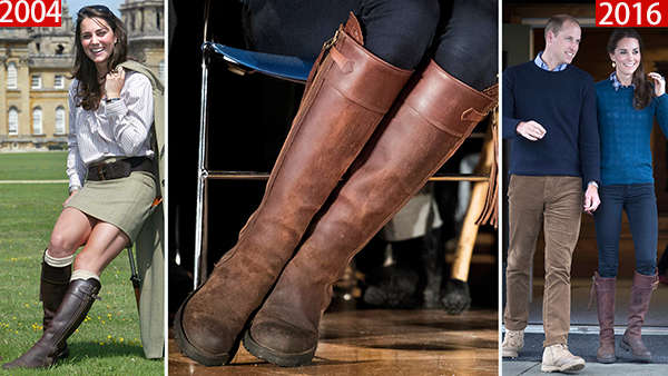 Duchess-Kate-wears-12-year-old-Penelope-Chilvers-boots