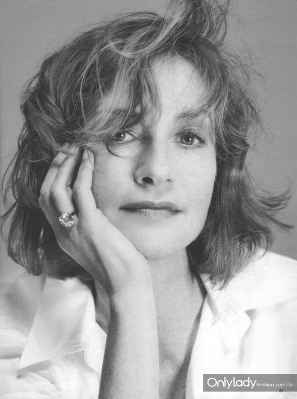 法国女演员伊莎贝尔
