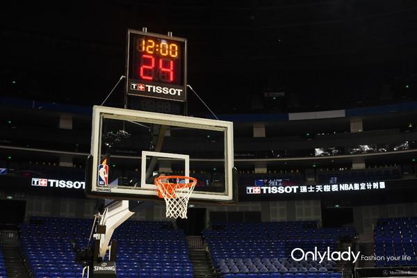 15:天梭全新NBA综合计时系统
