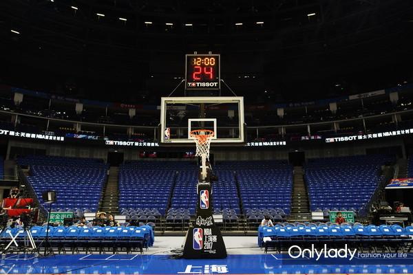 4:天梭表全新NBA 计时系统