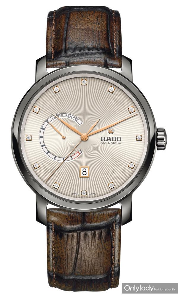 RADO瑞士雷达表钻霸系列1314动力储存限量版腕表