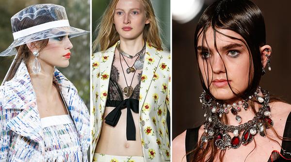 时装周珠宝配饰流行趋势 明年时髦全靠它们了