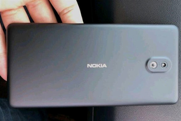 搭载Android Go的诺基亚1真机曝光:配备1GB内存