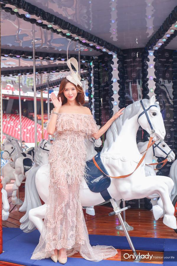 2017浪琴表北京国际马术大师赛(明星02)