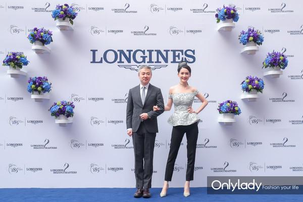 2017浪琴表北京国际马术大师赛(明星04)