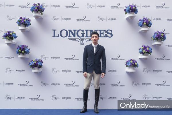 2017浪琴表北京国际马术大师赛(明星06)