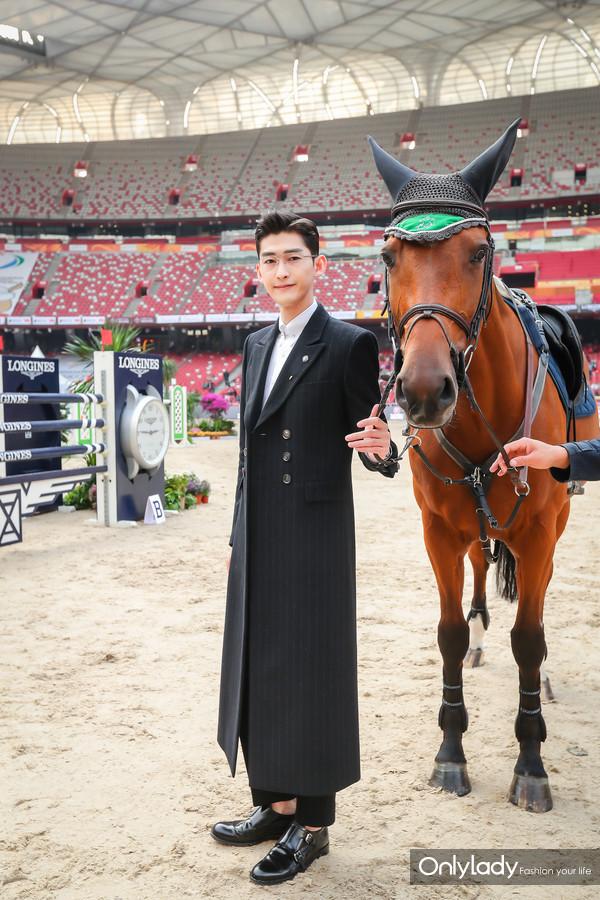 2017浪琴表北京国际马术大师赛(明星10)