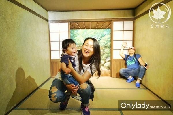 东京这个地方超好玩,带6个月宝宝也能全家玩嗨一整天
