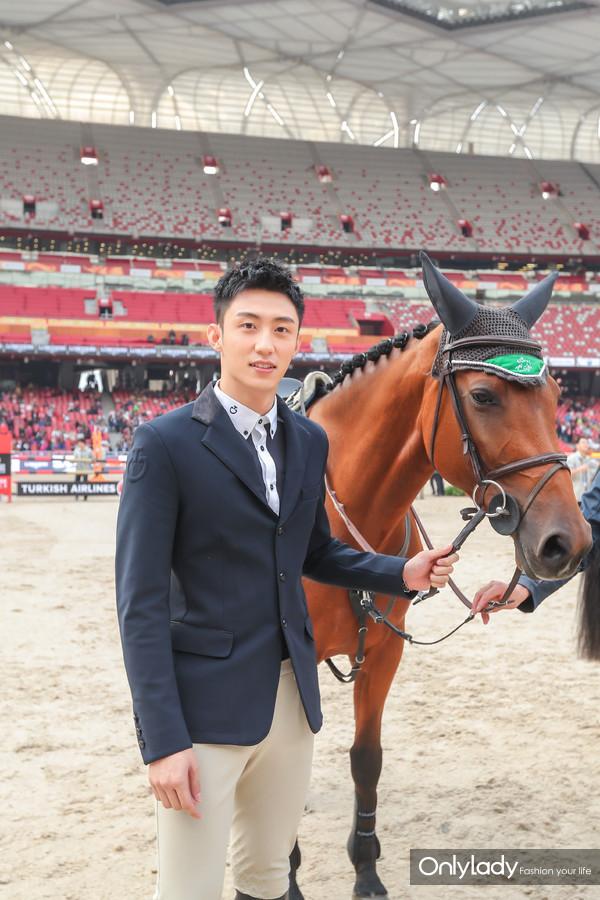 2017浪琴表北京国际马术大师赛(明星11)