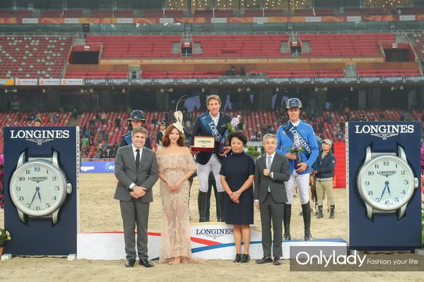 2017浪琴表北京国际马术大师赛(赛事01)