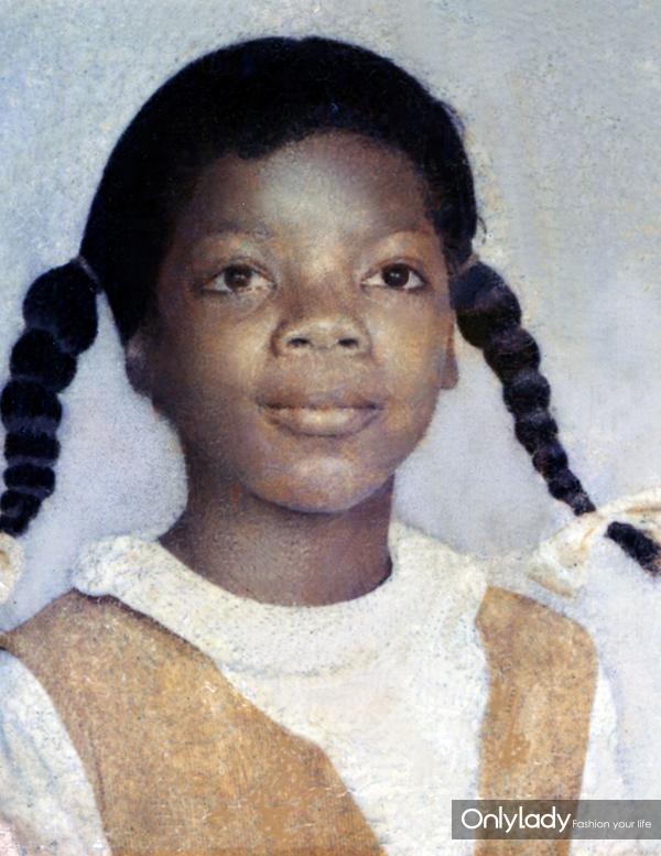 Oprah-Winfrey-Childhood-Photo