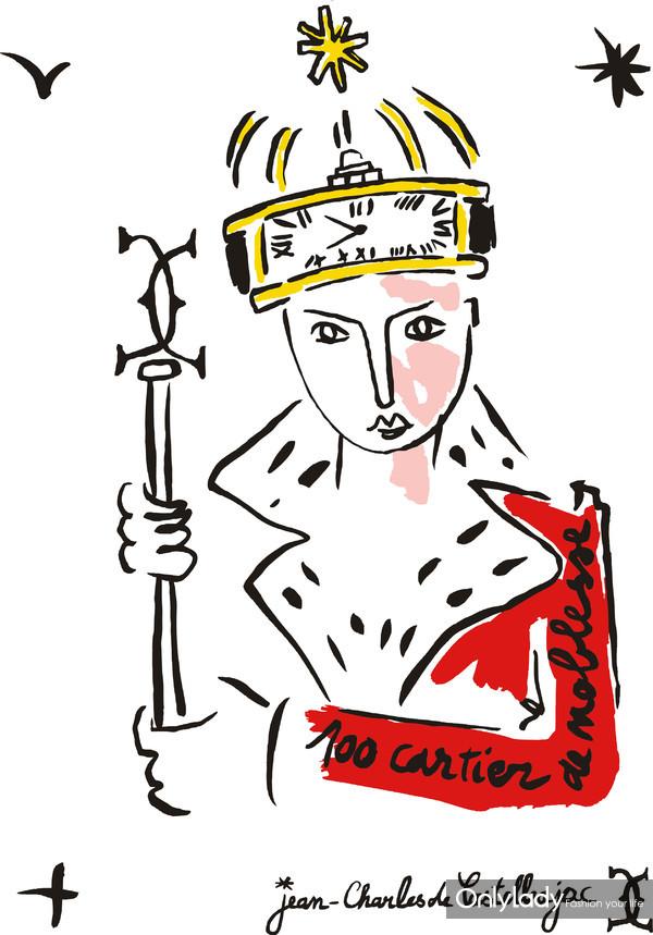 9. 让·夏尔·德·卡斯泰尔巴雅克 (JEAN-CHARLES DE CASTELBAJAC)