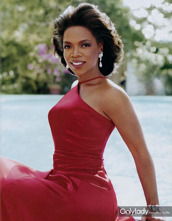 Oprah-Red-Dress