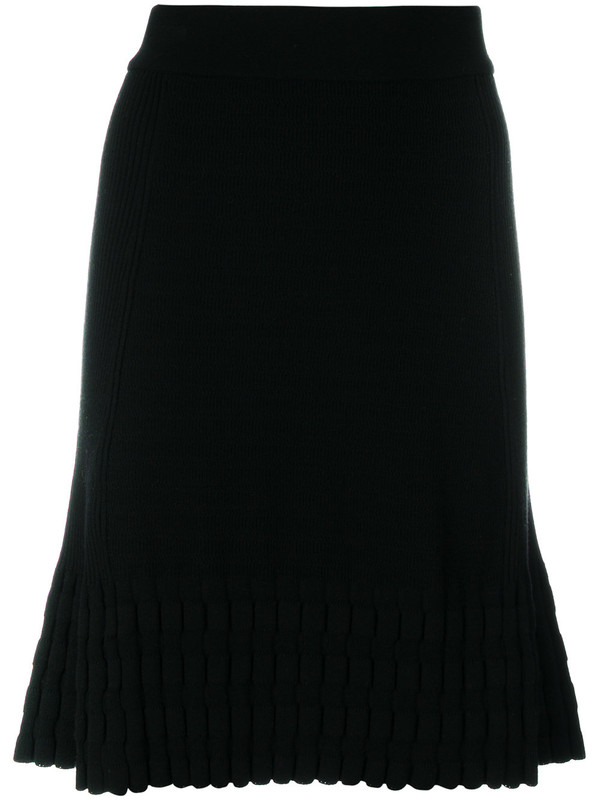 KENZO  A型针织伞裙