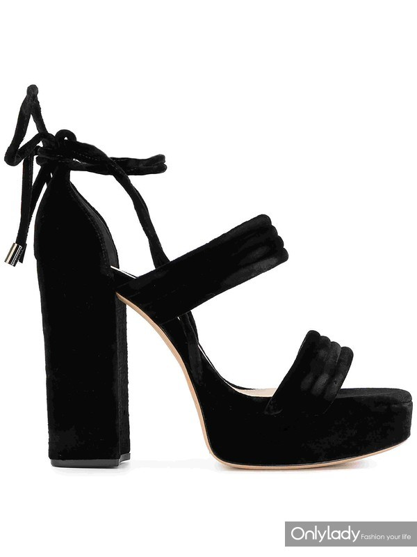 ALEXANDRE BIRMAN heeled sandals at Farfetch