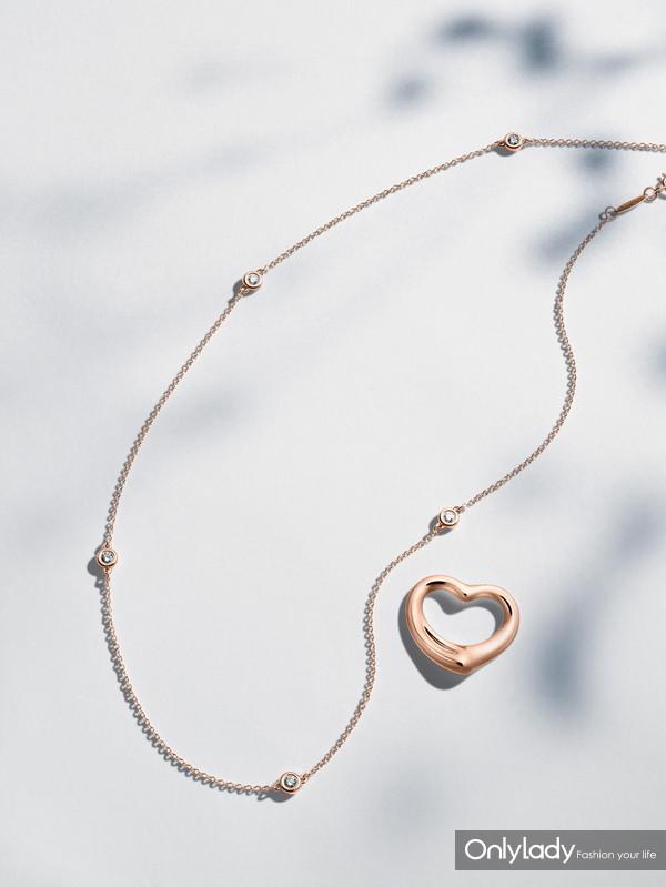 Tiffany & Co. 蒂芙尼Elsa Peretti系列中国限量版项链5
