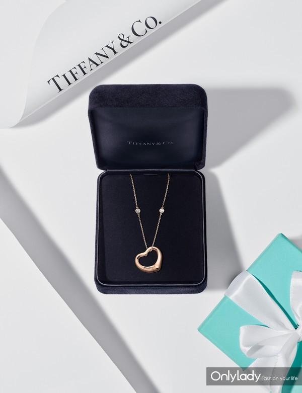 Tiffany & Co. 蒂芙尼Elsa Peretti系列中国限量版项链6