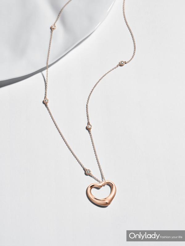 Tiffany & Co. 蒂芙尼Elsa Peretti系列中国限量版项链7