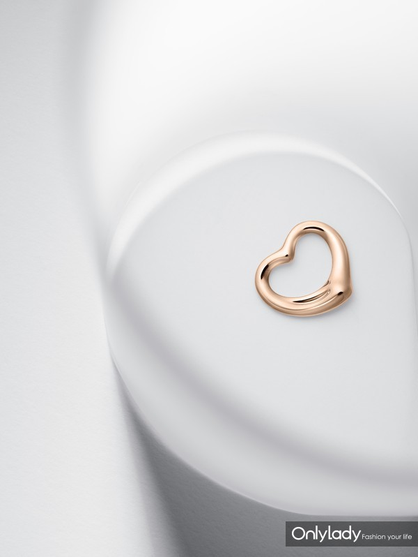 Tiffany & Co. 蒂芙尼Elsa Peretti系列中国限量版项链8