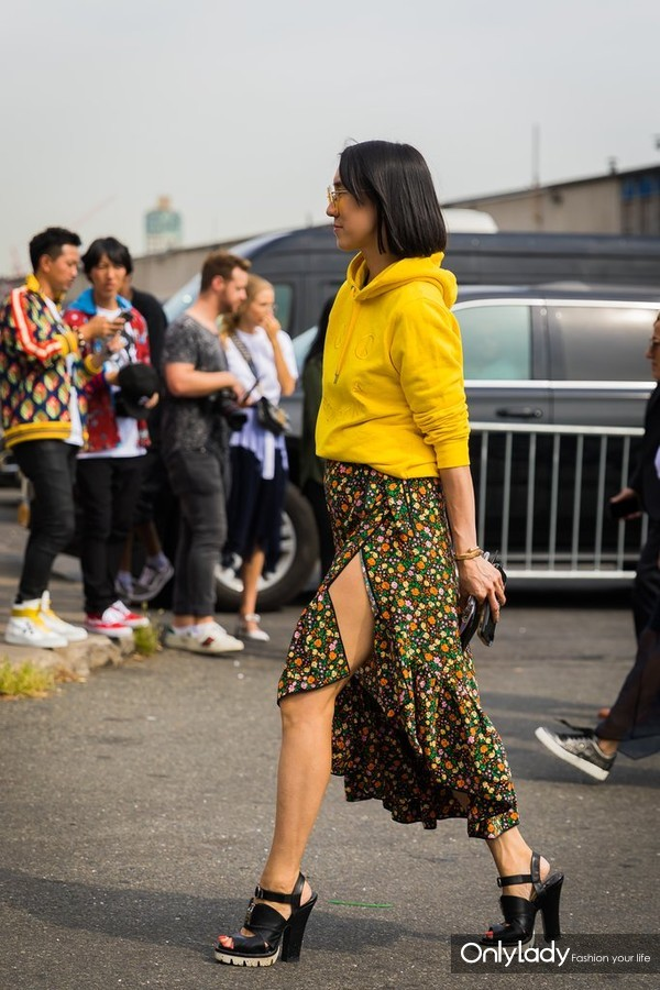 Toughen-Up-Slitted-Floral-Slip-Hoodie-Chunky-Shoes