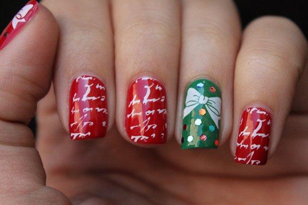 26-Christmas-nails