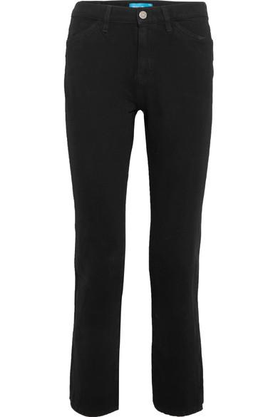 M.i.h Jeans Cult 高腰直筒牛仔裤
