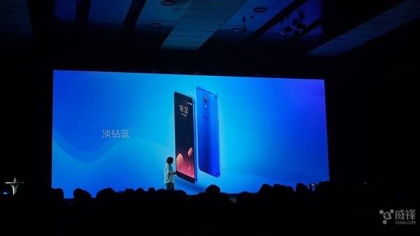 魅蓝S6问世 同时还带来了新logo和新旗舰耳机