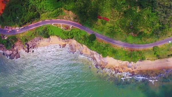 海南竟有条中国式加州1号公路 沿途都是比巴厘岛便宜的