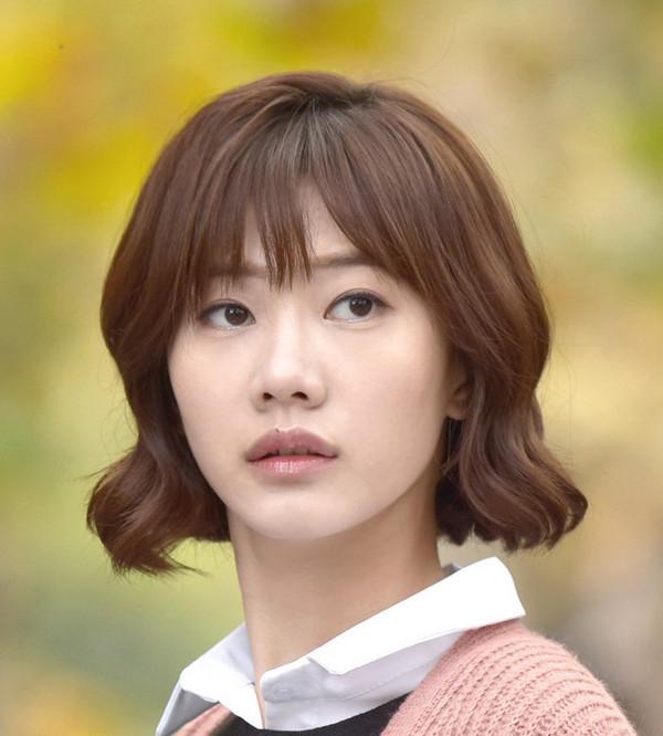 2017年10月28日,《因为爱情》最新剧照。郭姝彤